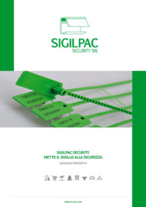 Catalogo Sigilli e soluzioni di sicurezza
